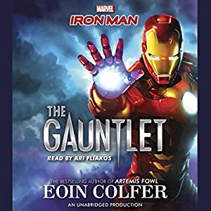The Gauntlet - Eoin Colfer