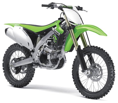 1/12 Kawasaki Kx450F Dirt Bike (2012), Manufacturer: New Ray, Part Number: 370047-Ad, Vpn: 57483-Ad, Condition: New