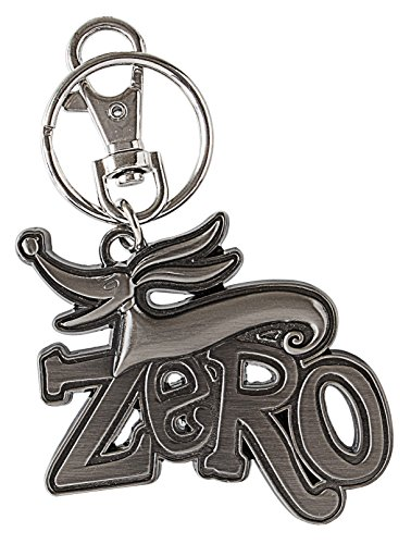 Disney Zero Pewter Key Ring - 1