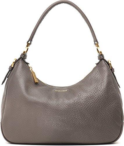 COCCINELLE-Damen-Handtaschen-Schultertaschen-Beuteltaschen-Hobo-Bags-Shopper-Leder-41-x-21-x-13-cm-B-x-H-x-T