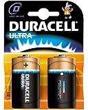 Duracell Ultra Batteries D 2 pack