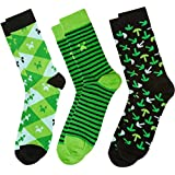 Minecraft - Green Three Pack of Socks