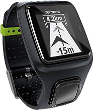 Comprar TomTom GPS Uhr Runner - GPS de running ( cronógrafo, resistente al agua, bluetooth, frecuencia cardíaca, iPhone )