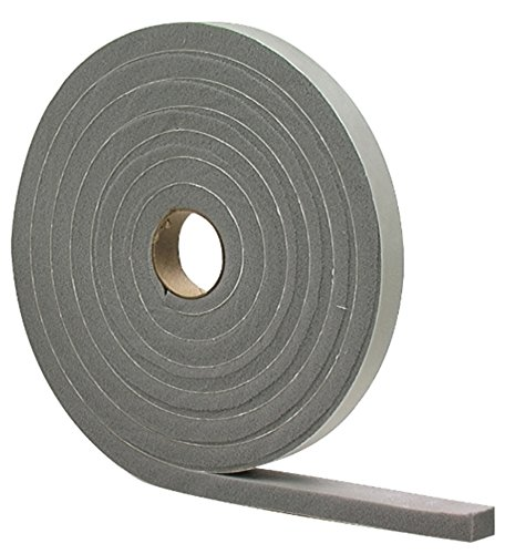M-D Building Products 2311 High Density Foam Tape, 1/2-by-3/4-Inch by 10 feet, Gray (Honeywell Mn12ces compare prices)
