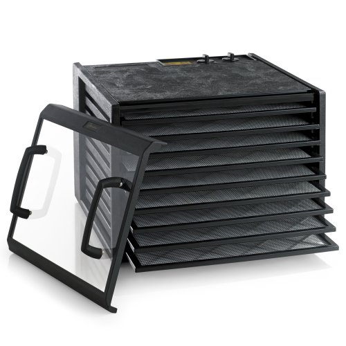 Read About Excalibur Dehydrator 9-Tray Clear Door w/Timer