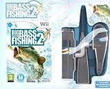 echange, troc Big catch bass fishing 2 + Canne à pêche