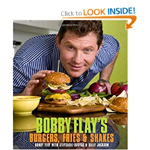 ... shake are to die for http www amazon com bobby flays bu bobbys burgers