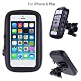 Vale® IPhone 6 plus Bike Waterproof Phone Case Bicycle Cover Bag - Stylish Fashion and Premium Quality for Your Cool Cycling (iPhone 6 5.5 inch)