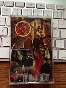 Reign in Blood [CASSETTE]
