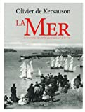 La mer � travers la carte postale ancienne