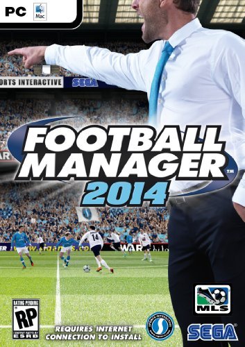 Get Football Manager 2014 [Online Game Code]
