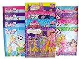 Advance Publishers Barbie 12 Book Story Set