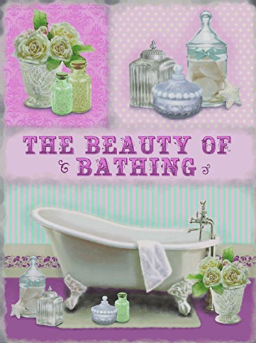 vintage-chic-beauty-of-bathing-plaque