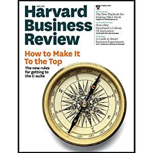 Harvard Business Review, March 2011 | [Harvard Business Review]