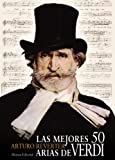 img - for Las mejores 50 arias de Verdi / Top 50 arias by Verdi (Spanish Edition) book / textbook / text book