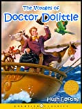 Image of The Voyages of Doctor Dolittle : Doctor Dolittle Series Classic Children's Book (Annotated, Illustrated)