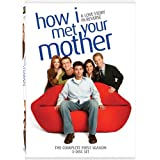 How I Met Your Mother: Season 1by Movies-Box Sets-DVD