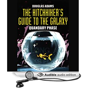 the hitchhiker 39 s guide to the galaxy the quandary phase dramatised audio download. Black Bedroom Furniture Sets. Home Design Ideas