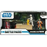 Star Wars Legacy Collection Scramble On Yavin Battle Pack