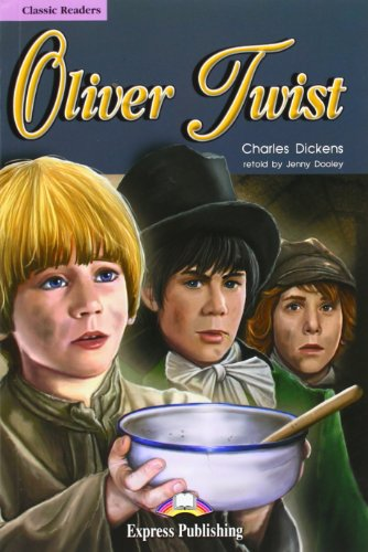 Oliver Twist Set With (+ CD Audio)