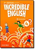img - for Incredible English 4: Activity Book book / textbook / text book