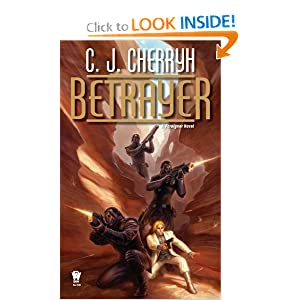 Betrayer: Foreigner #12 by C. J. Cherryh