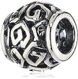 Pandora - 790464 - Drops Femme - Argent 925/1000 - Boule