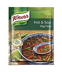 Knorr Soup Hot and Sour Veg Pouch, 43g