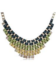Bansri Multi-strands Necklace For Women (Blue) (N8133 GRN - J2)