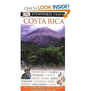 Costa Rica (Eyewitness Travel Guides) Christopher Baker