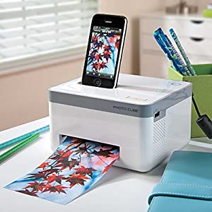 Portable Photo Printer - Improvements