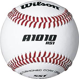Wilson WTA1010TH1SST High School NFHS Baseball - Each by Wilson