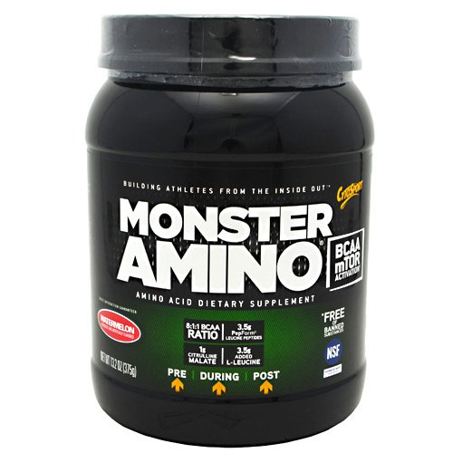 Cytosport Monster Amino Supplement, Watermelon, 13 Ounce