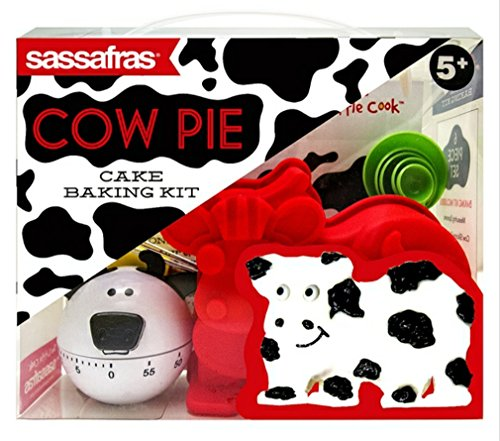 The Little Cook / Cow Pie Baking Kit