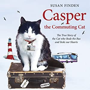 Casper the Commuting Cat | [Susan Finden]