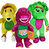 Barney and Friends Baby Bop Bj Plush Stuffed Toys 8