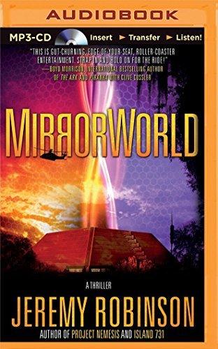 MirrorWorld by Jeremy Robinson (2015-04-28)