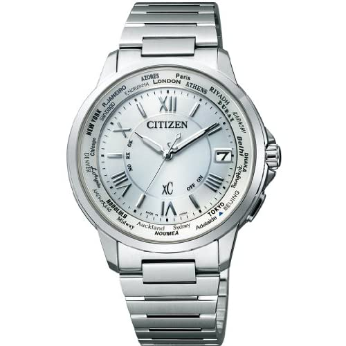 [シチズン]CITIZEN 腕時計 xC クロスシー Eco-Drive エコ・ドライブ 電波時計 多極受信型 針表示式 CB1020-54A メンズ