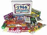 1966 50th Birthday Gift Basket Box Jr. Retro Nostalgic Candy From Childhood