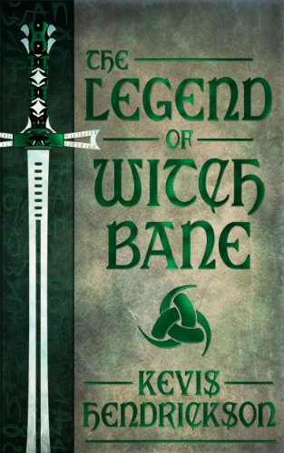 E-book - The Legend of Witch Bane by Kevis Hendrickson