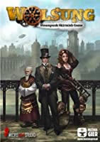Wolsung Steampunk Skirmish Rulebook by Micro Art Studios