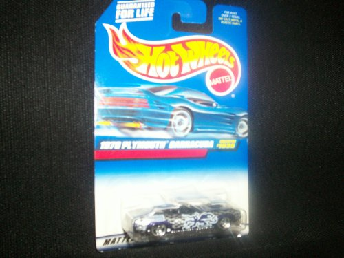 Hot Wheels 1970 Plymouth Barracuda #1035