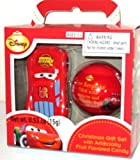 Christmas Gift Set with Fruit Flavored Candy - Mcqueen Cars Theme