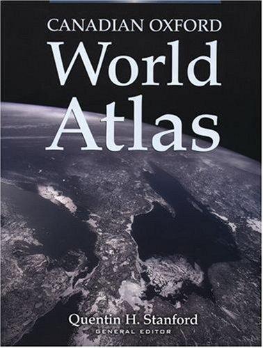 Canadian Oxford World Atlas, 5th Edition