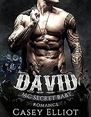 David: MC Secret Baby Romance (New Adult Contemporary Pregnancy Romance)