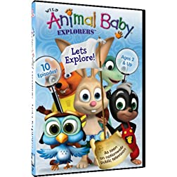 Wild Animal Baby Explorers - Let's Explore!