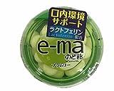 味覚糖 e-maのど飴容器 ブラムリー 33g×6個