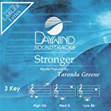 Stronger [Accompaniment/Performance Track] (Daywind Soundtracks Contemporary)
