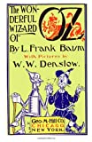 Image of The Wonderful Wizard Of Oz [Illustrated]