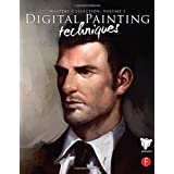 """Digital Painting Techniques: Practical Techniques of Digital Art Masters (Masters Collection)von """"3DTotal"""""""
